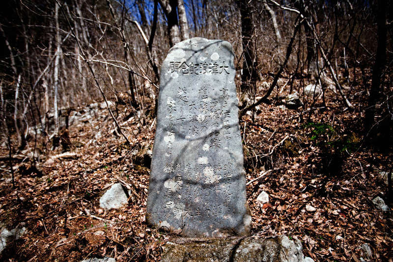 "La ""tsunami warning stone"" d'Aneyoshi (Japon) et les travers d'internet... 21ston10"