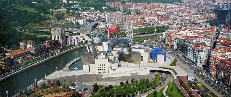 Street View: De l'iconisme en architecture. Bilbao11