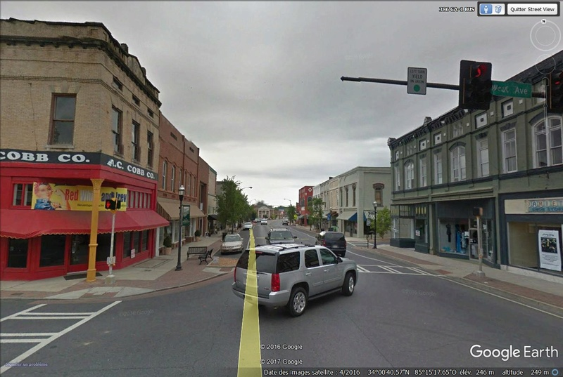 [résolu]Mode street view suspendu à Cedartown (GA - USA) Cedart10