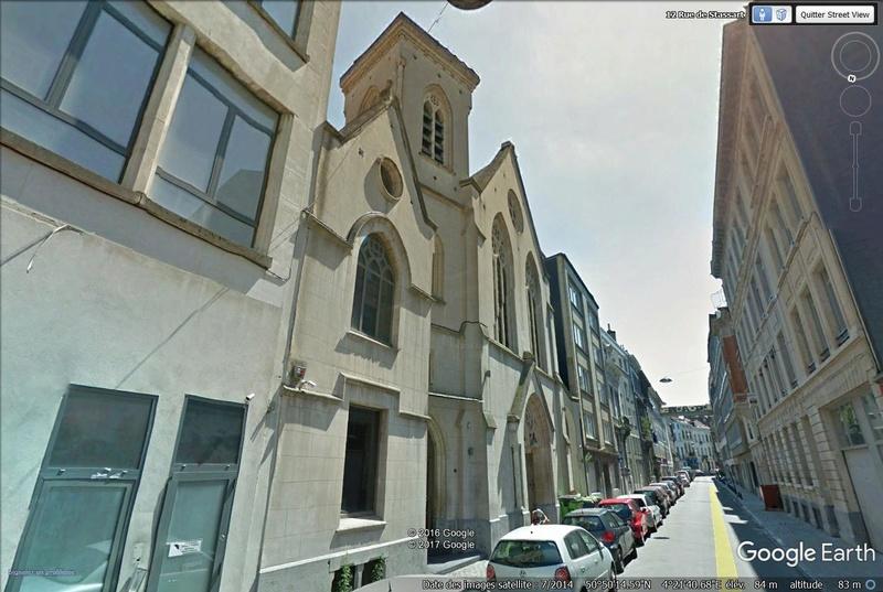 Lieux de tournage de vidéo-clip découverts avec Google Earth - Page 2 Chapel10
