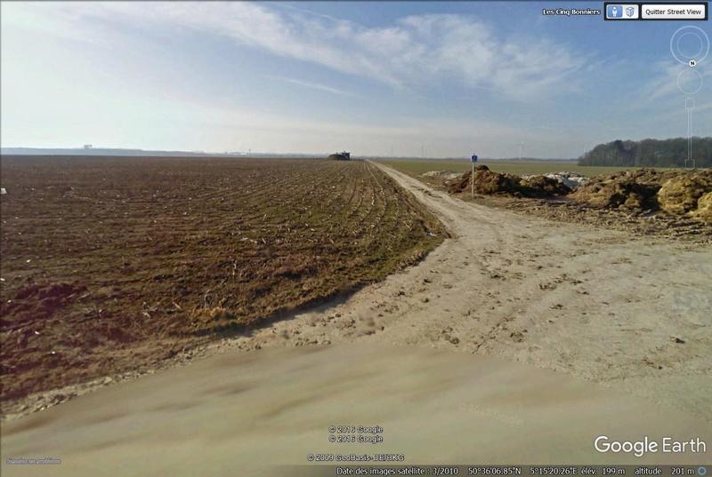 Lieux de tournage de vidéo-clip découverts avec Google Earth - Page 2 Comme310
