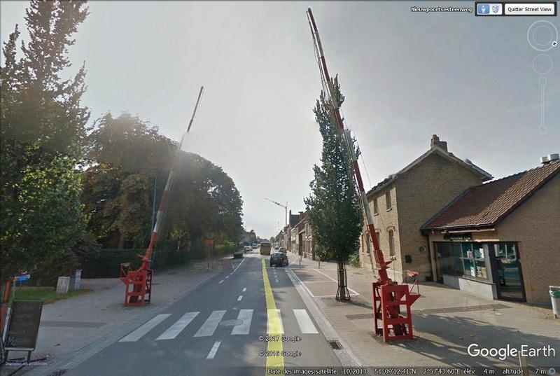 Street View : La Belgique : Pays du surréalisme - Page 3 Gistel10
