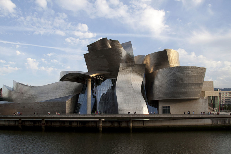 Street View: De l'iconisme en architecture. Guggen10