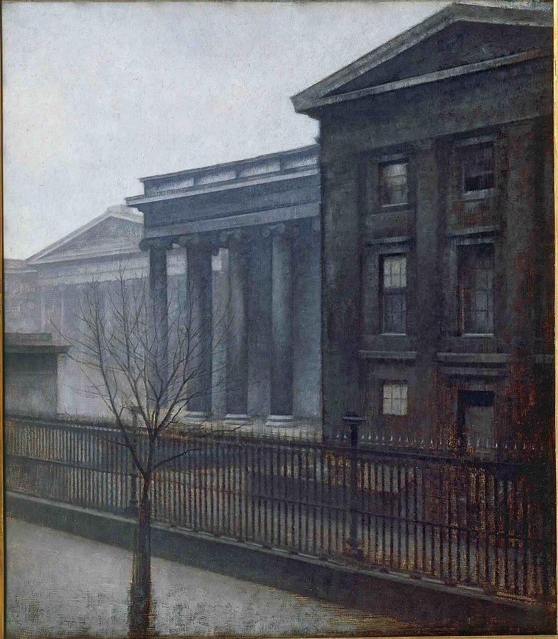 Street View : Lieux représentés sur des peintures célèbres (ou un peu moins) - Page 3 Hammer10