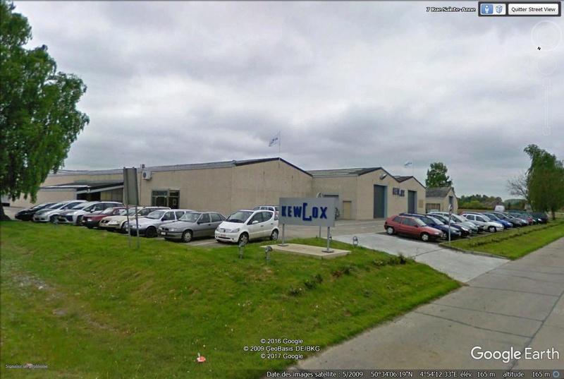 Nos marques ont aussi des usines Kewlox11
