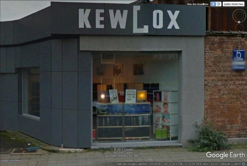 Nos marques ont aussi des usines Kewlox12