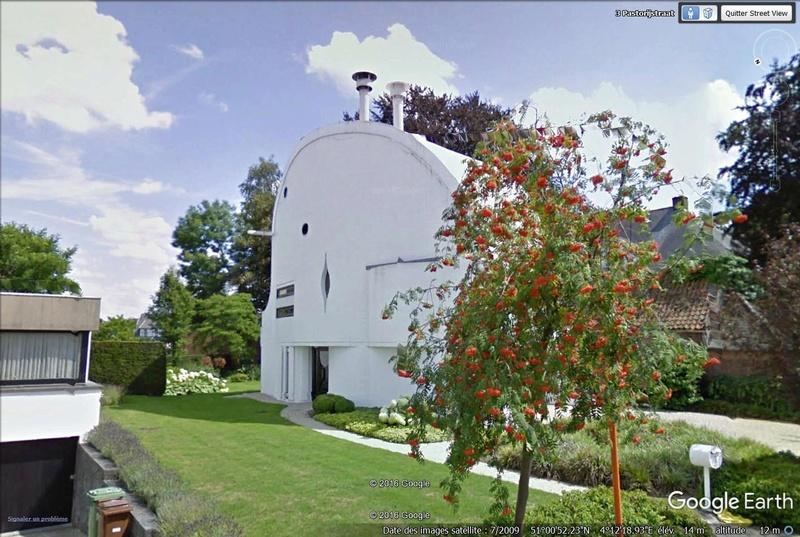Street View - Les maisons les plus laides - Page 2 Maison12