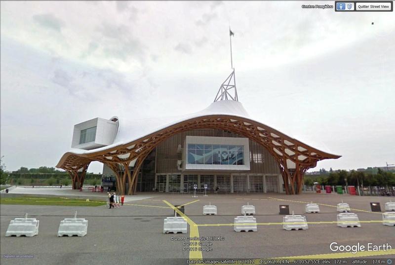 Street View: De l'iconisme en architecture. Pompid10
