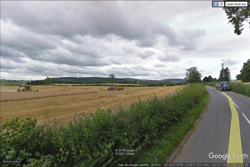 Street View: véhicules agricoles Tracte10