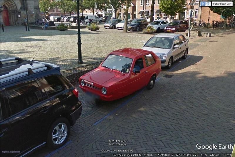 C'est quoi comme modèle? (Ootmarsum, Pays-Bas) Voitur10