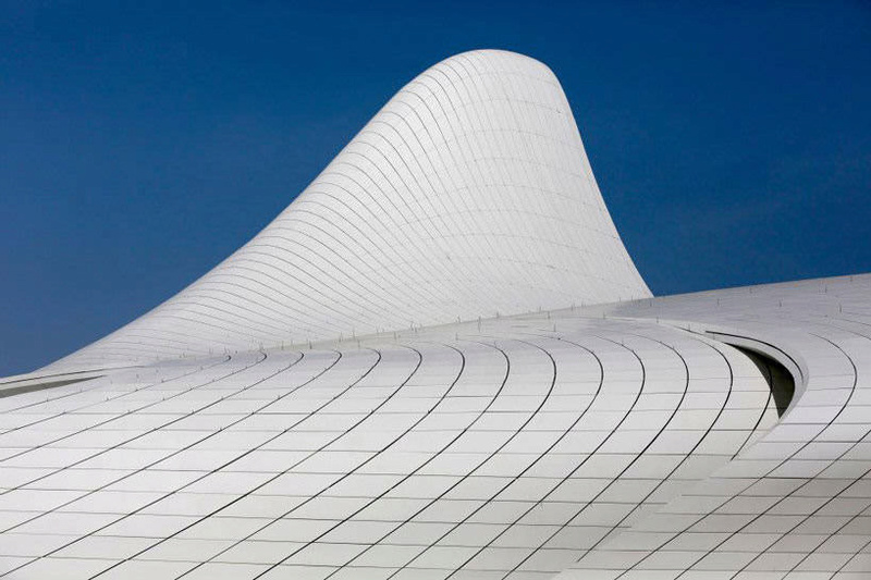 Street View: De l'iconisme en architecture. Zaha-h10