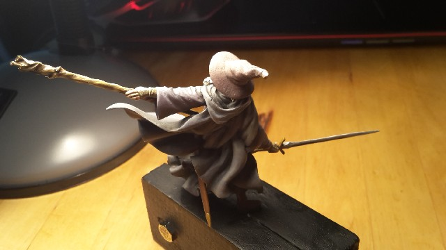 Gandalf fini Dos10