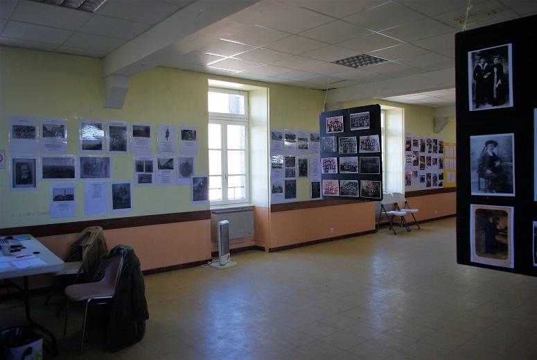 Fin de l'exposition des costumes et photos sur le pays de Brasparts/Saint Rivoal Expo_c10