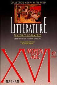 [résolu] Quelle anthologie de textes littéraires me recommandez-vous ?  Images23