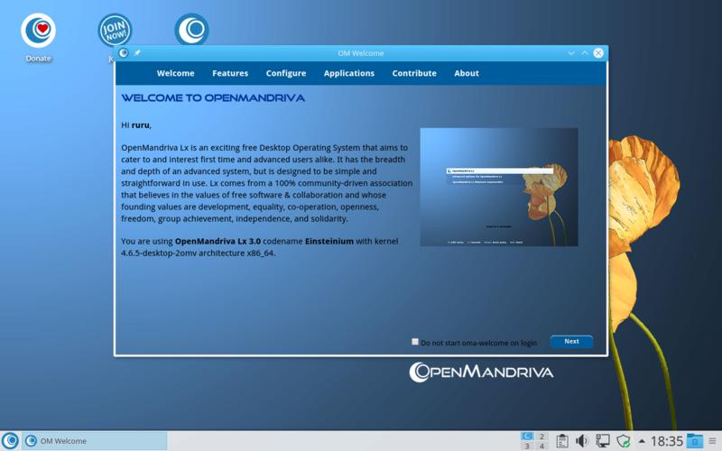 Descargar e Instalar Open Mandriva Lx 3 Omlx3_10