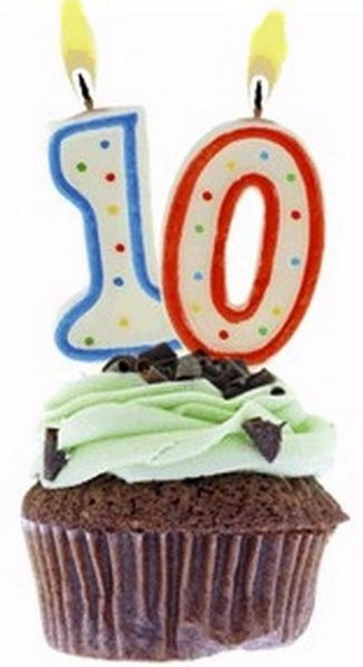 10 ans d'ancienneté ou plus sur le forum 10ans11