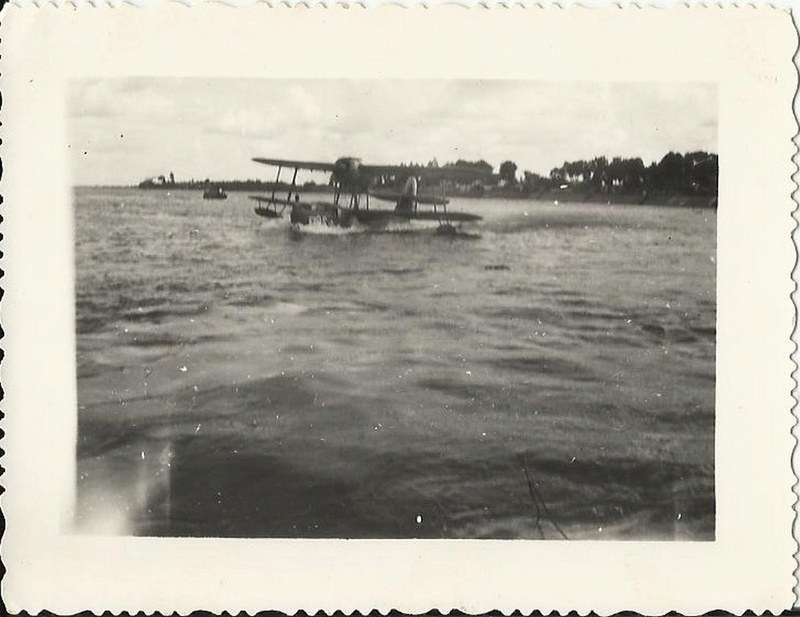 [Les anciens avions de l'aéro] Le Vickers Supermarine Sea Otter 156