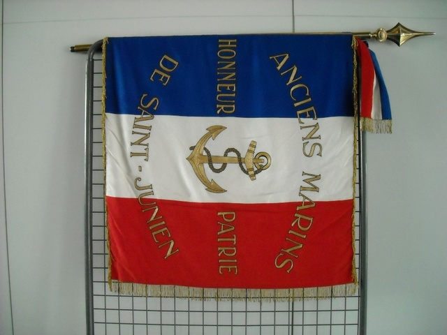 [ Associations anciens Marins ] AMICALE DES COLS BLEU DE SAINT JUNIEN (EN LIMOUSIN) 237