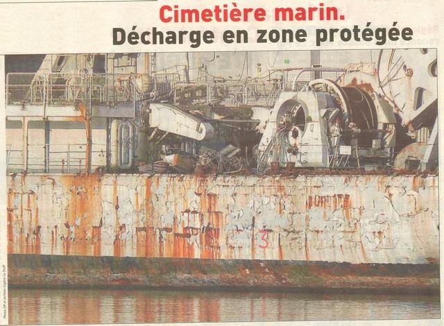 [Le cimetière des bateaux et du patrimoine de la Marine] Le cimetière de LANDEVENNEC - Page 5 Momo110