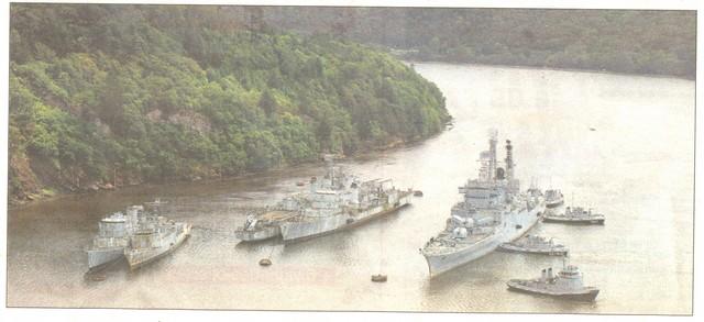 [Le cimetière des bateaux et du patrimoine de la Marine] Le cimetière de LANDEVENNEC - Page 5 Momo410