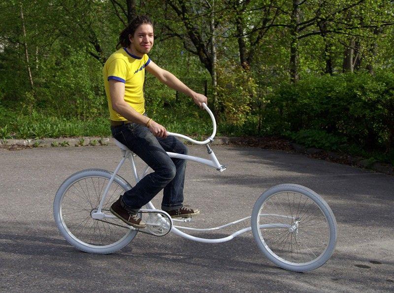 La bicyclette sans fourche d'Olli Errkilla 00410