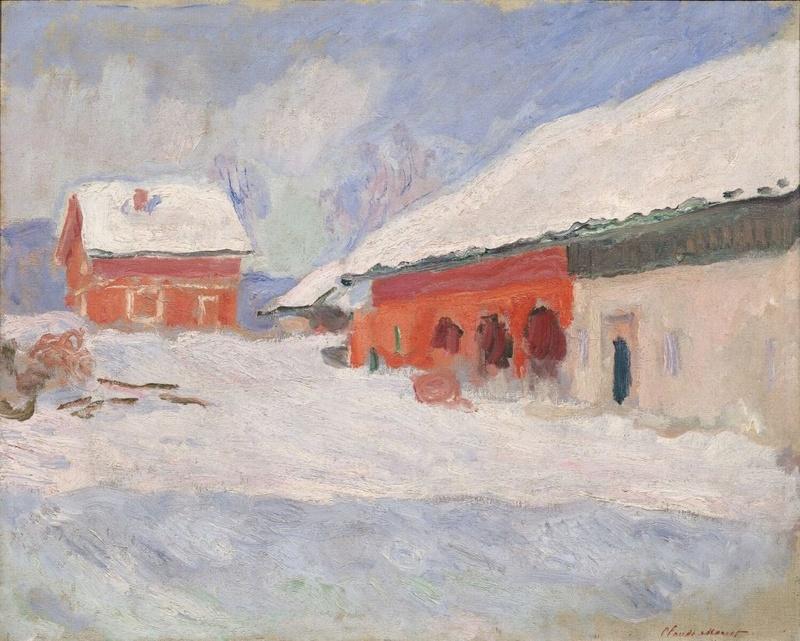 Exposition Hodler Monet Munch – Peindre l'impossible - Musée Marmottan Monet 1110