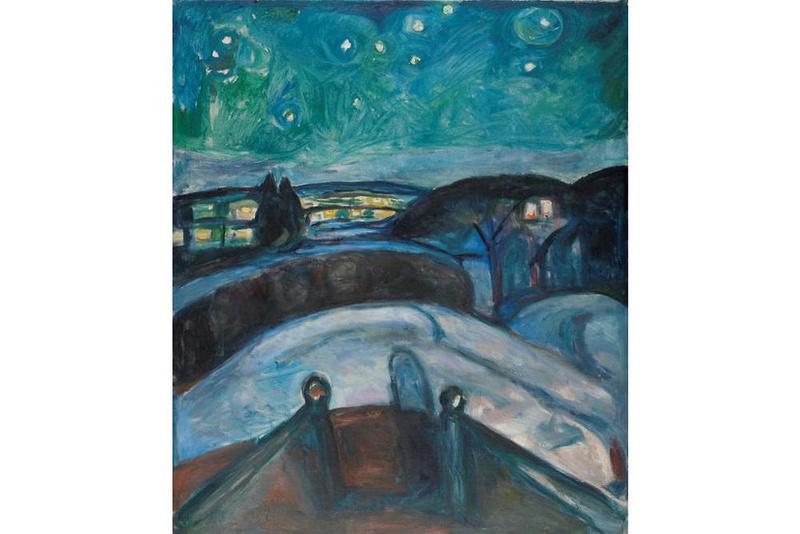 Exposition Hodler Monet Munch – Peindre l'impossible - Musée Marmottan Monet 53407210