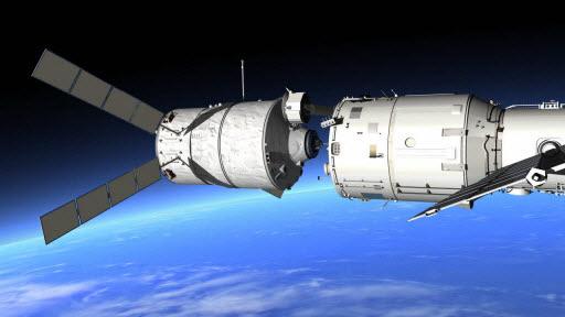 200ème lancement d'Ariane emporte l'ATV Johanes Kepler Atv-2-10