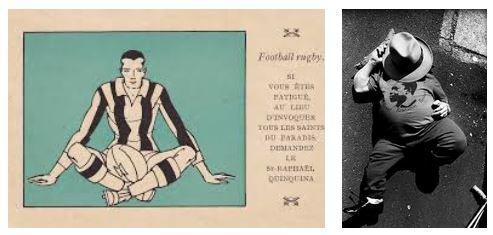 Juxtapositions oulipiennes d'images - Poésie des contrastes Ballon10