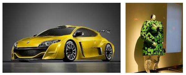 Juxtapositions oulipiennes d'images - Poésie des contrastes Carros10