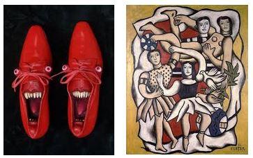 Juxtapositions oulipiennes d'images - Poésie des contrastes Dryles10