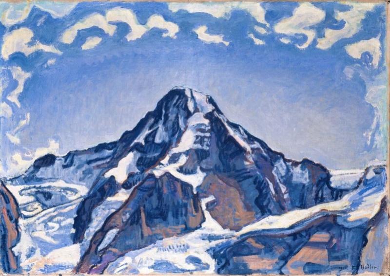 Exposition Hodler Monet Munch – Peindre l'impossible - Musée Marmottan Monet Expo-110