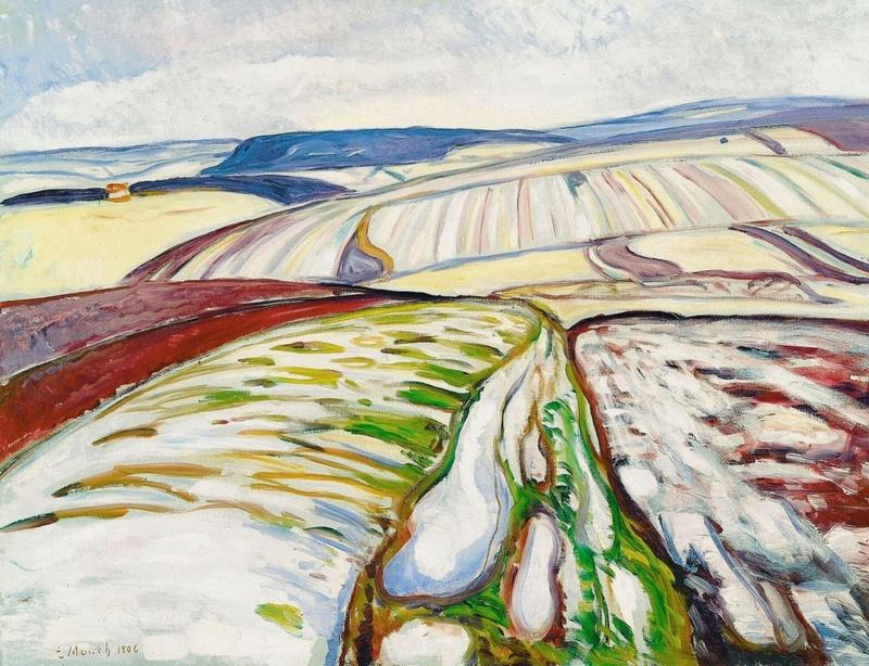 Exposition Hodler Monet Munch – Peindre l'impossible - Musée Marmottan Monet Expo-910