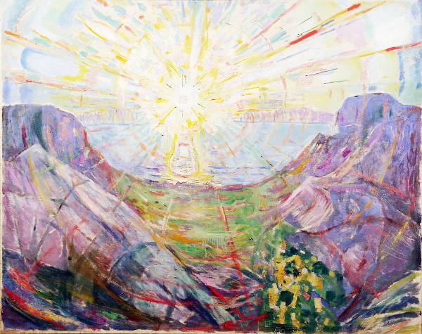 Exposition Hodler Monet Munch – Peindre l'impossible - Musée Marmottan Monet Exposi12