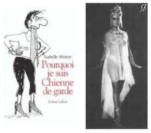 Juxtapositions oulipiennes d'images - Poésie des contrastes Femme10