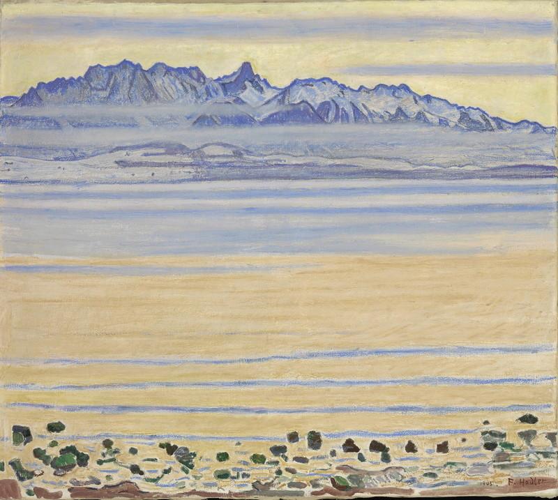 Exposition Hodler Monet Munch – Peindre l'impossible - Musée Marmottan Monet Hodler10