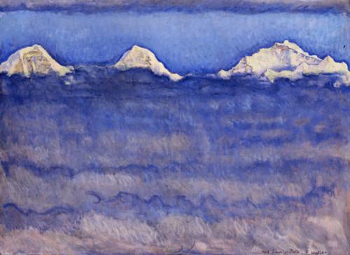 Exposition Hodler Monet Munch – Peindre l'impossible - Musée Marmottan Monet Hodler11