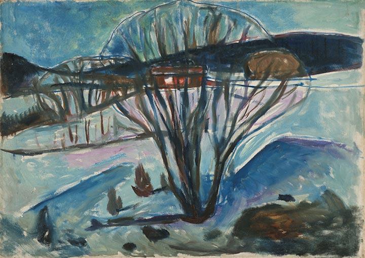 Exposition Hodler Monet Munch – Peindre l'impossible - Musée Marmottan Monet M0456110
