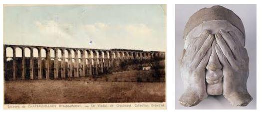 Juxtapositions oulipiennes d'images - Poésie des contrastes Mal_de10