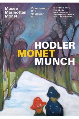 Exposition Hodler Monet Munch – Peindre l'impossible - Musée Marmottan Monet Mmm10