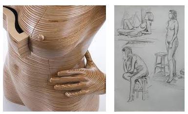 Juxtapositions oulipiennes d'images - Poésie des contrastes Modyle10