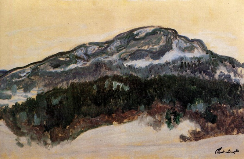 Exposition Hodler Monet Munch – Peindre l'impossible - Musée Marmottan Monet Monet_10