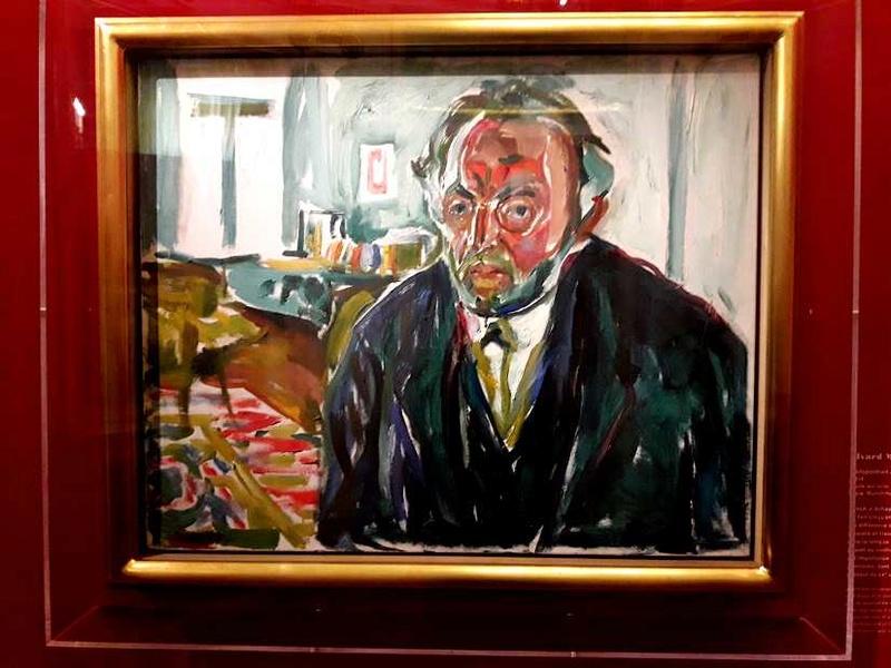 Exposition Hodler Monet Munch – Peindre l'impossible - Musée Marmottan Monet Munch-10