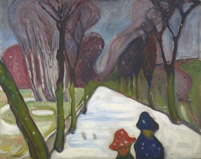 Exposition Hodler Monet Munch – Peindre l'impossible - Musée Marmottan Monet Munch_10