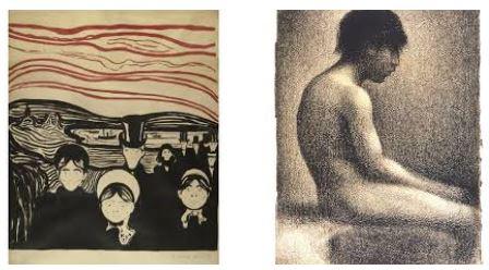 Juxtapositions oulipiennes d'images - Poésie des contrastes Munch_11