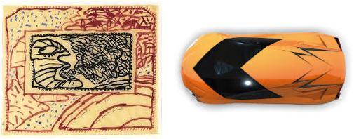 Juxtapositions oulipiennes d'images - Poésie des contrastes Parle10