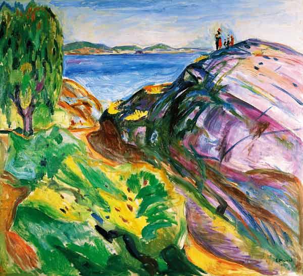 Exposition Hodler Monet Munch – Peindre l'impossible - Musée Marmottan Monet Peindr10