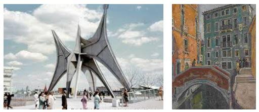 Juxtapositions oulipiennes d'images - Poésie des contrastes Pont10