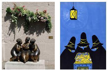 Juxtapositions oulipiennes d'images - Poésie des contrastes Tiercy10