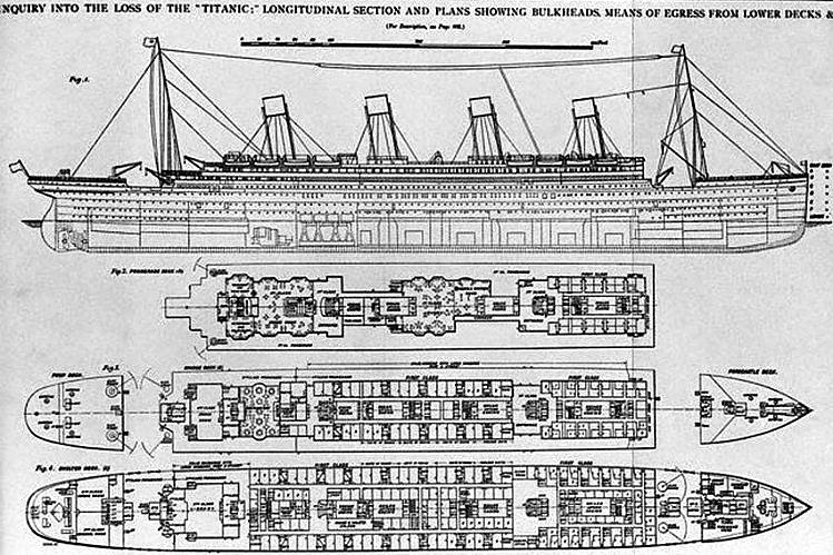 Mardi 31 mai 2011 - 1911 : Centenaire du lancement du paquebot Titanic à Belfast Titani12
